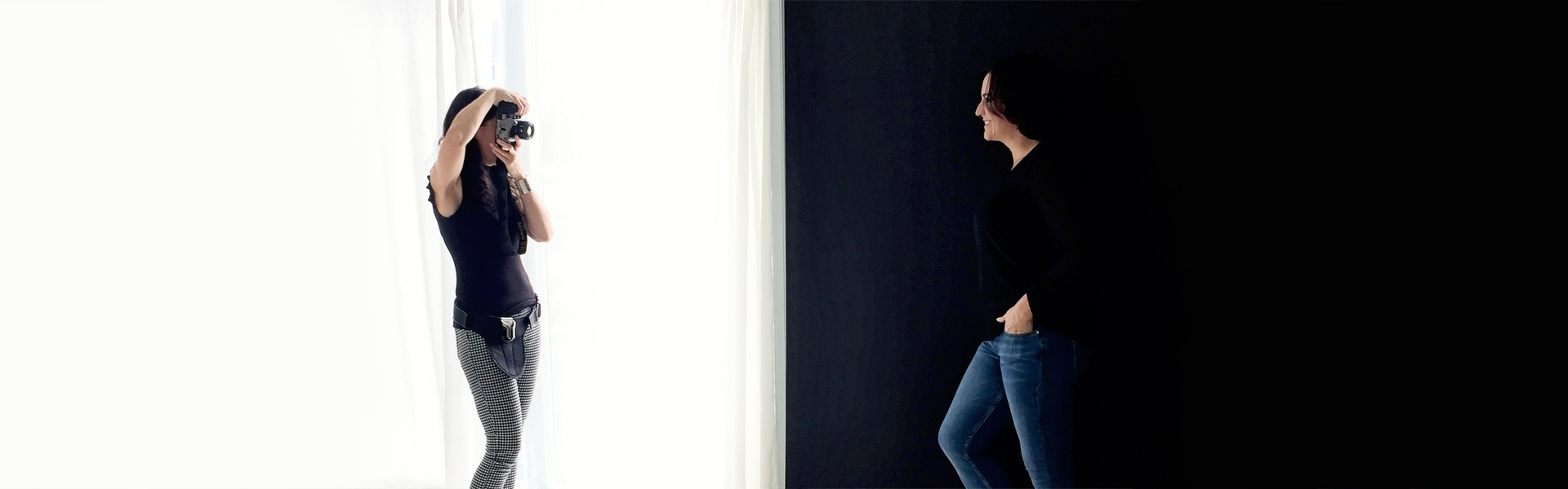 Expérience de séance photo en Studio de photographie